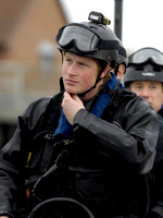 PRINCE HARRY, COMMODORE-IN-CHIEF, SMALL SHIPS AND DIVING, WILL VISIT FLEET DIVING SQUADRON AND HMS VICTORY, PORTSMOUTH